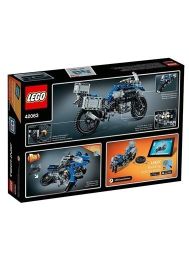 Lego Lego Technic 42063 Bmw R 1200 Gs Macerası Renkli